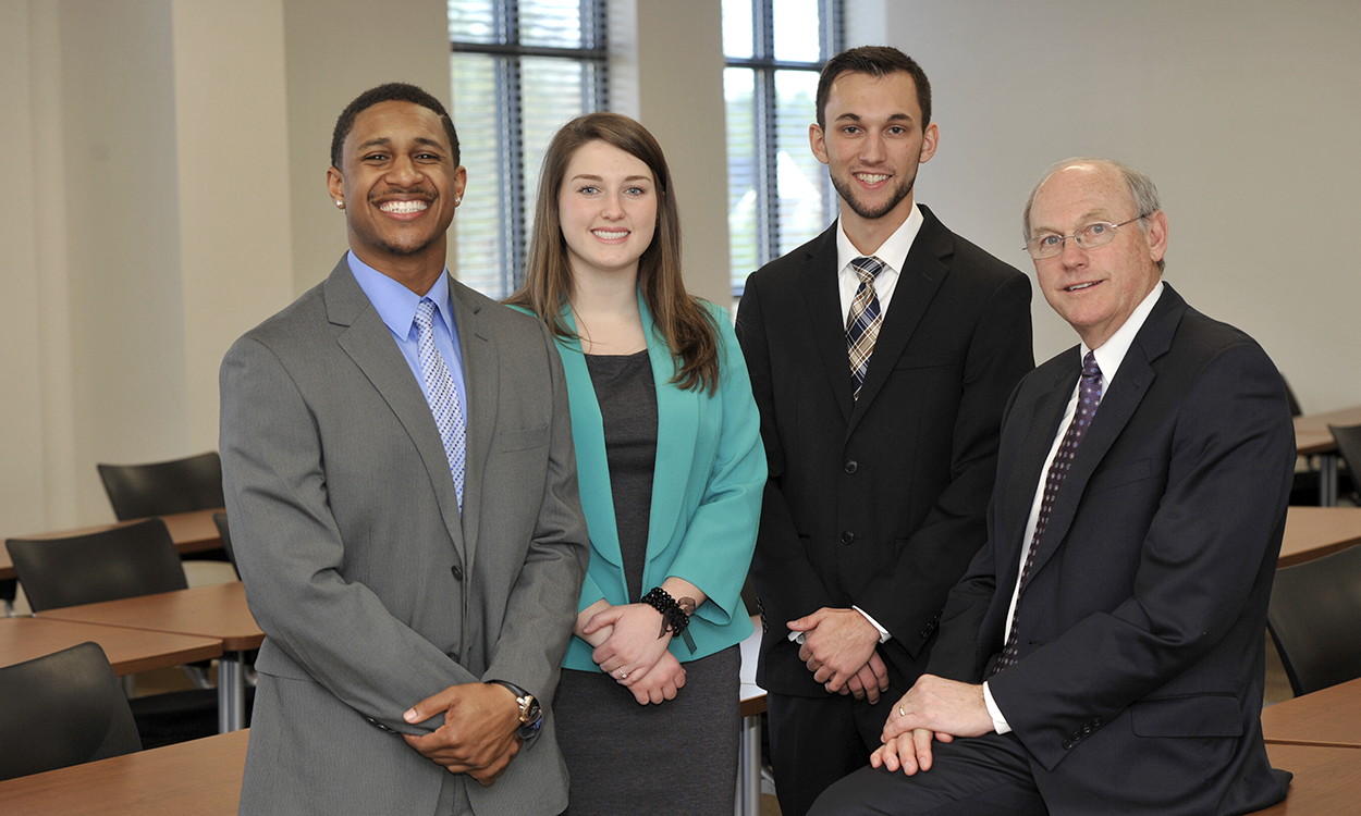 Accounting Program Named for Local Firm