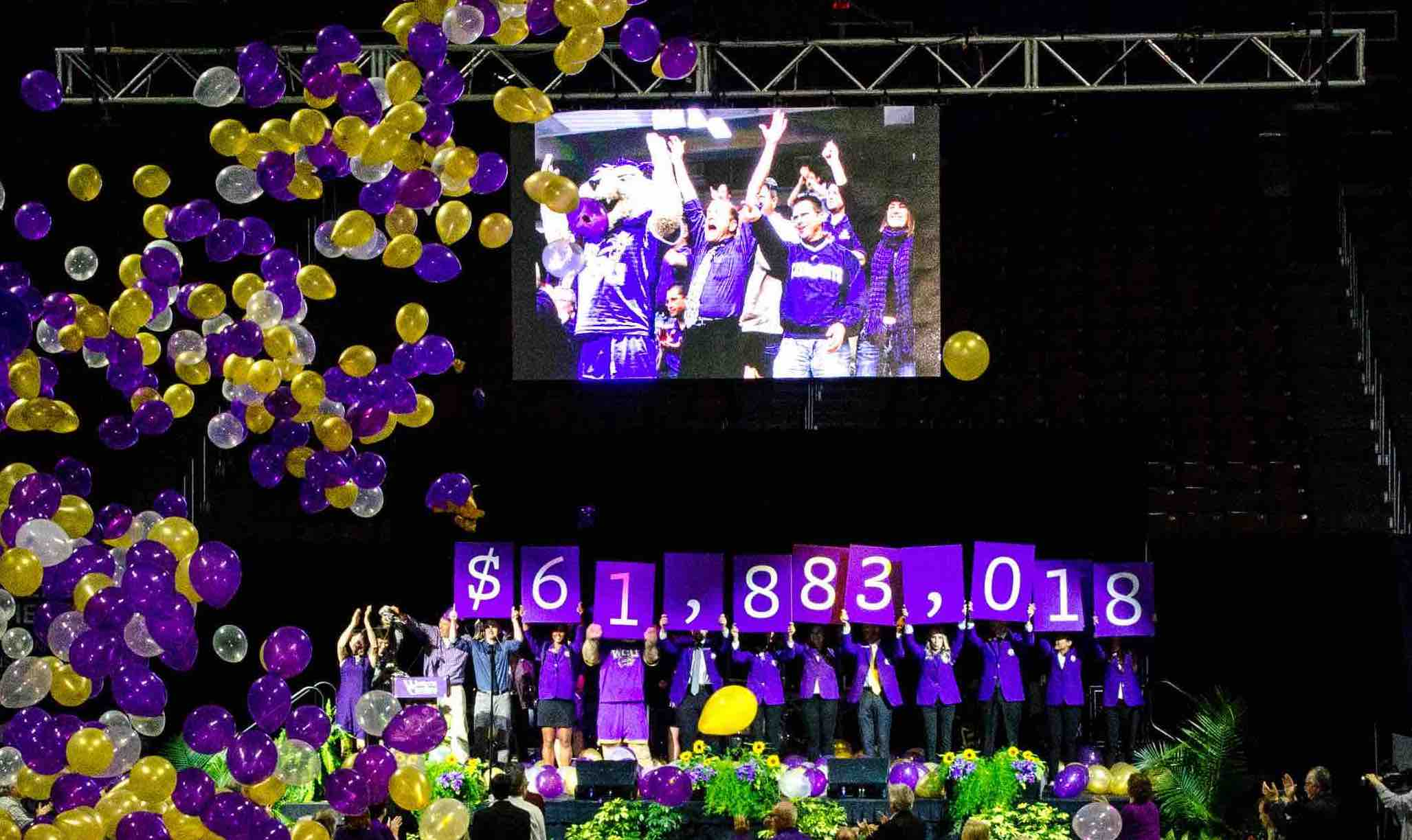 'Lead the Way' fundraising campaign total surpasses $60 million goal